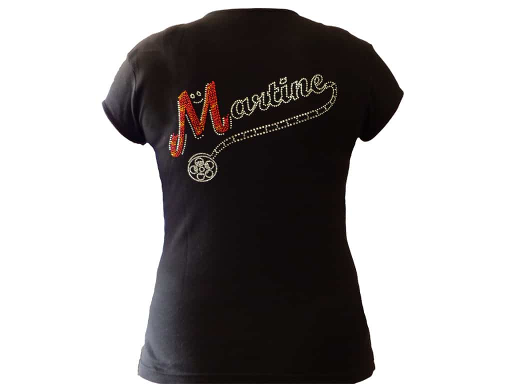 T-Shirt M comme Martine