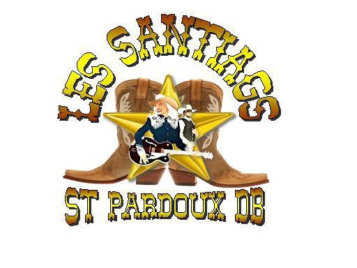 Logo des Santiags de Saint Pardoux