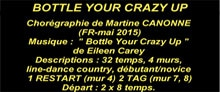 Bottle up your crazy