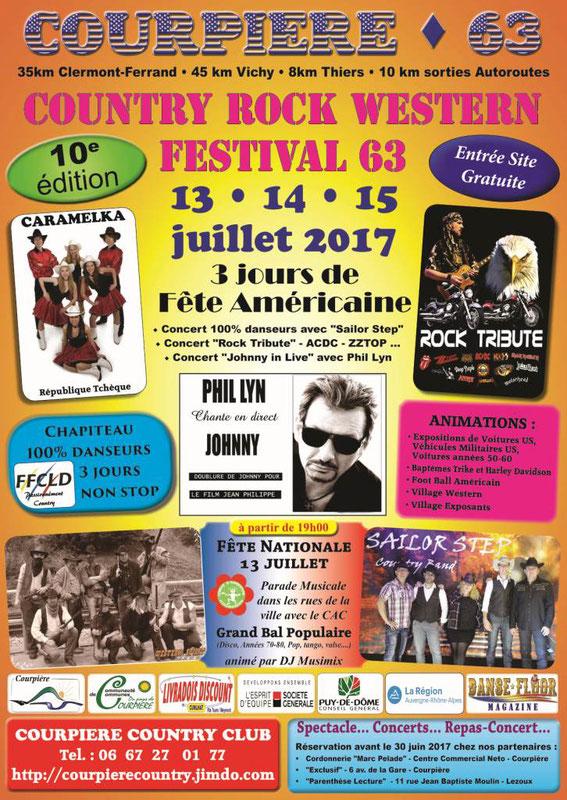 Festival Courpiere (63)