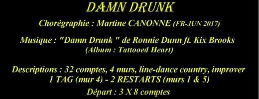 Damn drunk